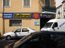 Magasin Balitrand Cannes Centre Ville