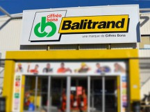 Magasin Balitrand Cannes Libre service 8000m2