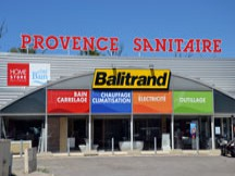 Magasin Balitrand Home Store Côté Bain - Aix